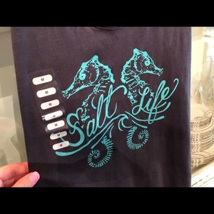 Salt Life Tops - Salt Life Tank - women's medium